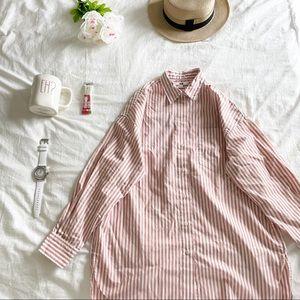Uniqlo A line shirt